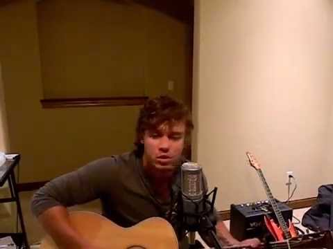Maroon 5 - Moves Like Jagger (Acoustic Cover by Michael Cameron)