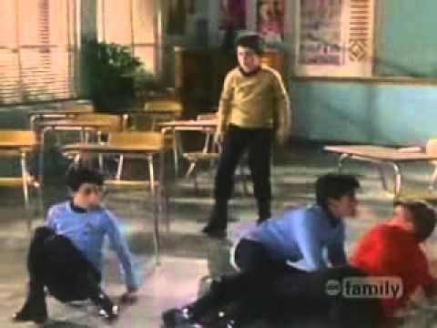 Wonder Years - Star Trek Parody.flv
