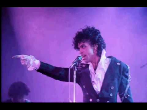 Prince I WOULD DIE 4 21 16 as predicted by Prince U music by The Power