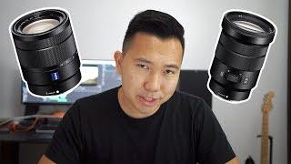 Zeiss 16-70mm or Sony 18-105mm? - Return of FAQ Fridays!