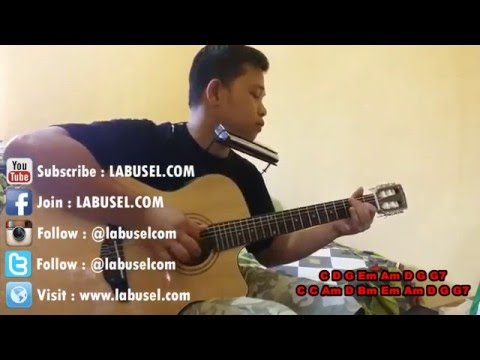 (Armada) Hargai Aku - NieL | Guitar & Harmonica Cover  (Labusel)