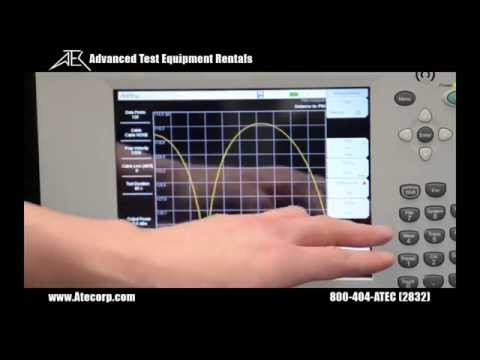 How To Use The Portable Anritsu PIM Tester MW82119A