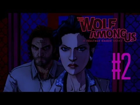 "The Wolf Among Us Playthrough Episode 3: ""A Crooked Mile"" #2 - CRANE'S PAD"