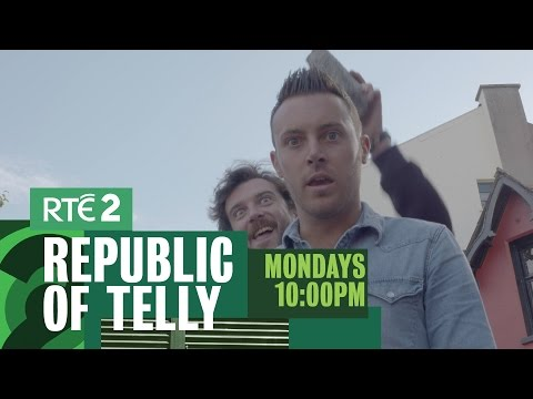 Car Boot Karaoke feat. Nathan Carter | Republic of Telly | Mondays, 10:00PM, RTÉ2