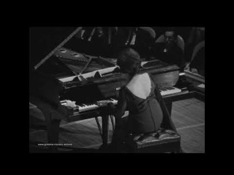Guiomar Novaes - Human Rights Day Concert at the UN General Assembly Hall (1963) [ VIDEO ]