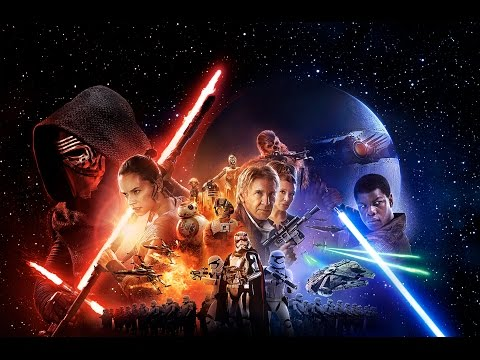STAR WARS: THE FORCE AWAKENS - Double Toasted Audio Review