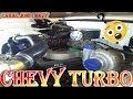 No es aspiradora, pero aspira aire Chevy turbo!