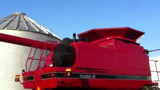 case ih 2366 turbo whistle at idle