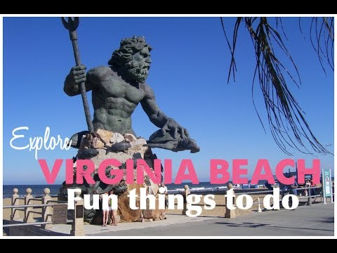 Virginia Beach - HD Video Tour, Virginia - USA