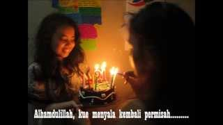 21th Nayyla Avisha Kaoy Bornday at LeaDorm 2013 Mp3