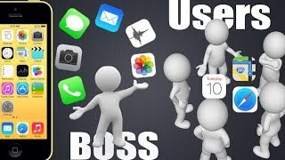 Защита избранных приложений iPhone/iPad