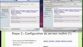 video tutorial replication mysql | AITIBOUREK