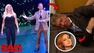 Real Reason Why Vince SUSPENDED Becky Lynch From WWE On Raw And Replaced With Charlotte REVEALED!