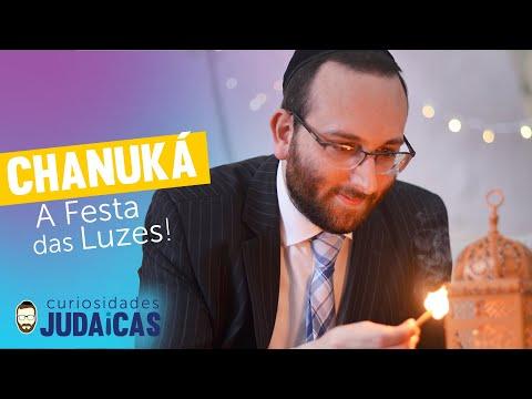 Chanuká - A Festas Das Luzes | Rav Sany