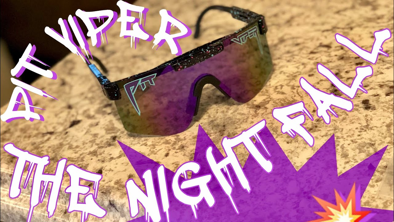 4d13129993d UNBOXING   REVIEW THE NIGHT FALL POLARIZED BY PIT VIPER SUNGLASSES ...