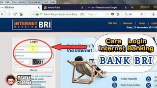 Download Cara Login Internet Banking Bank BRI Mp3 and Videos