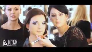 Обучение макияжу и визажу в Boyko Beauty School(, 2014-11-14T13:13:22.000Z)