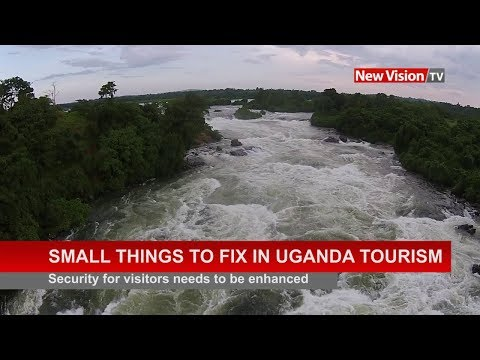 Small things to fix in Uganda tourism