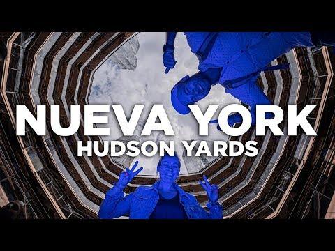 Guía Hudson Yards The Vessel Nueva York Molaviajar Youtube
