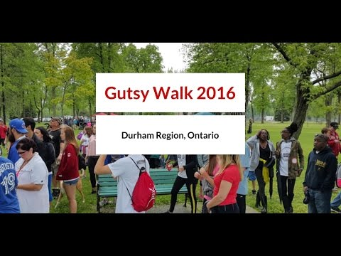 Gutsy Walk Durham Region: June 5, 2016