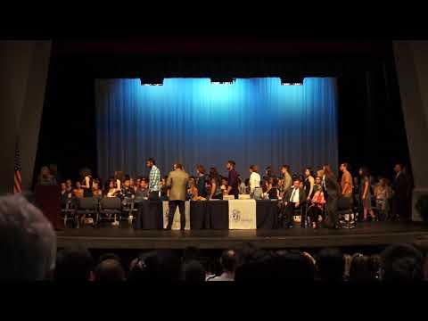 Oakmont High School Senior AMA Awards 2018