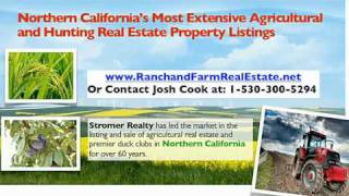 Agricultural land for sale in California - Farms and Ranches for sale