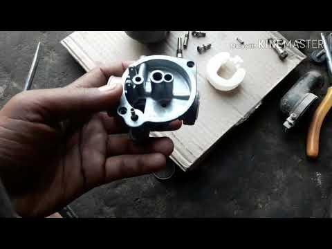 Carburetor cleaning X.L