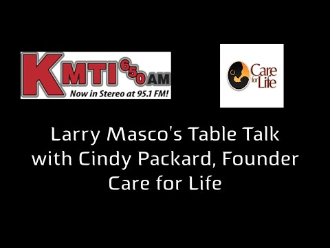 "<span class=""title"">KMTI Radio Interview - Cindy Packard, Founder Care for Life</span>"