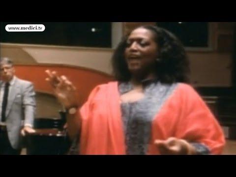 Jessye Norman sings Carmen, A portrait