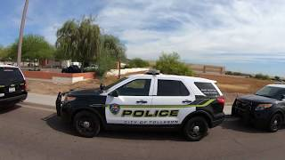 Advanced Drainage Systems to Tolleson Police Department, 8350 W Van Buren St, Tolleson, AZ, GX097420
