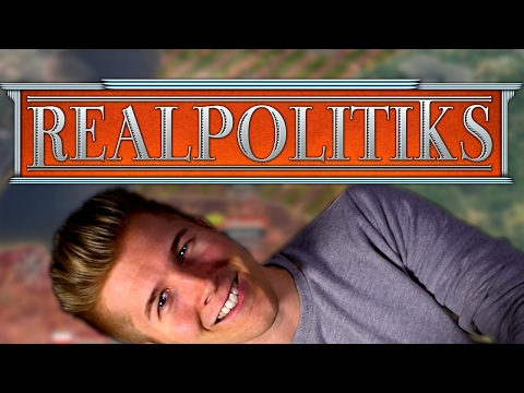 MODERN DAY GRAND STRATEGY GAME?! | Realpolitiks Gameplay: Russia [Let's Play Realpolitiks] Part 2 |