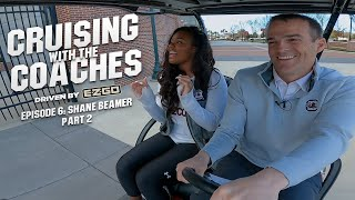 Cruising with the Coaches   Ep. 6: Shane Beamer