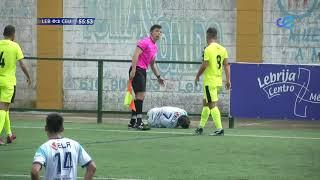 FÚTBOL: UB LEBRIJANA - AD CEUTA FC - 2ª PARTE
