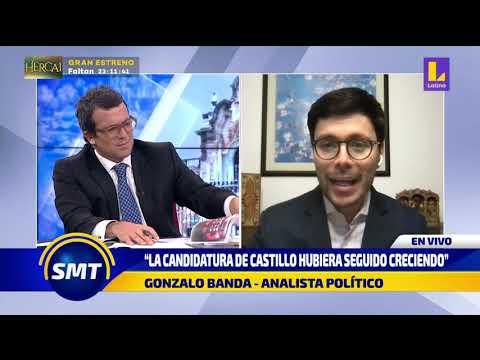Las claves de la carrera entre Pedro Castillo y Keiko Fujimori | Gonzalo Banda en sin medias tintas
