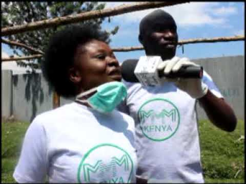 MMM KENYA ENVIRONMENTAL CHARITY EVENT NAKURU TOWN
