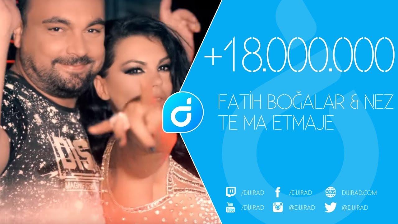 Fatih Bogalar & Nez - Te Ma EtMaje Klibi yayında
