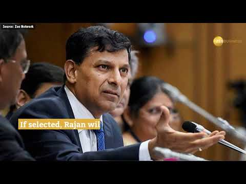 Raghuram Rajan could be next Bank of England Governor