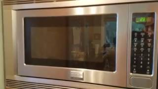 Microwave Replacement - Sharp with Frigidaire