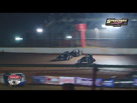 Lucas Oil Southern States Midget  Screven Motorsports Complex Nov  16, 2018