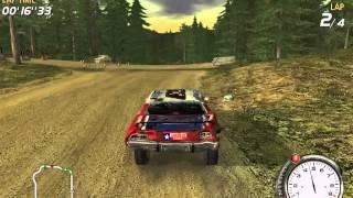 FlatOut - PC Gameplay [HD]