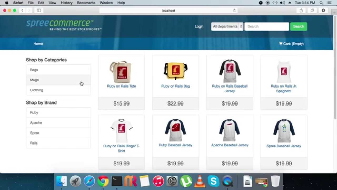 All In One Ecommerce Software Suite