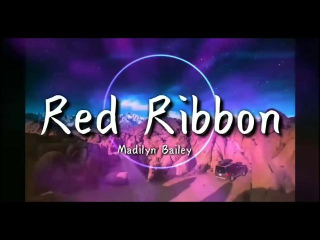 red ribbon madilyn # 23