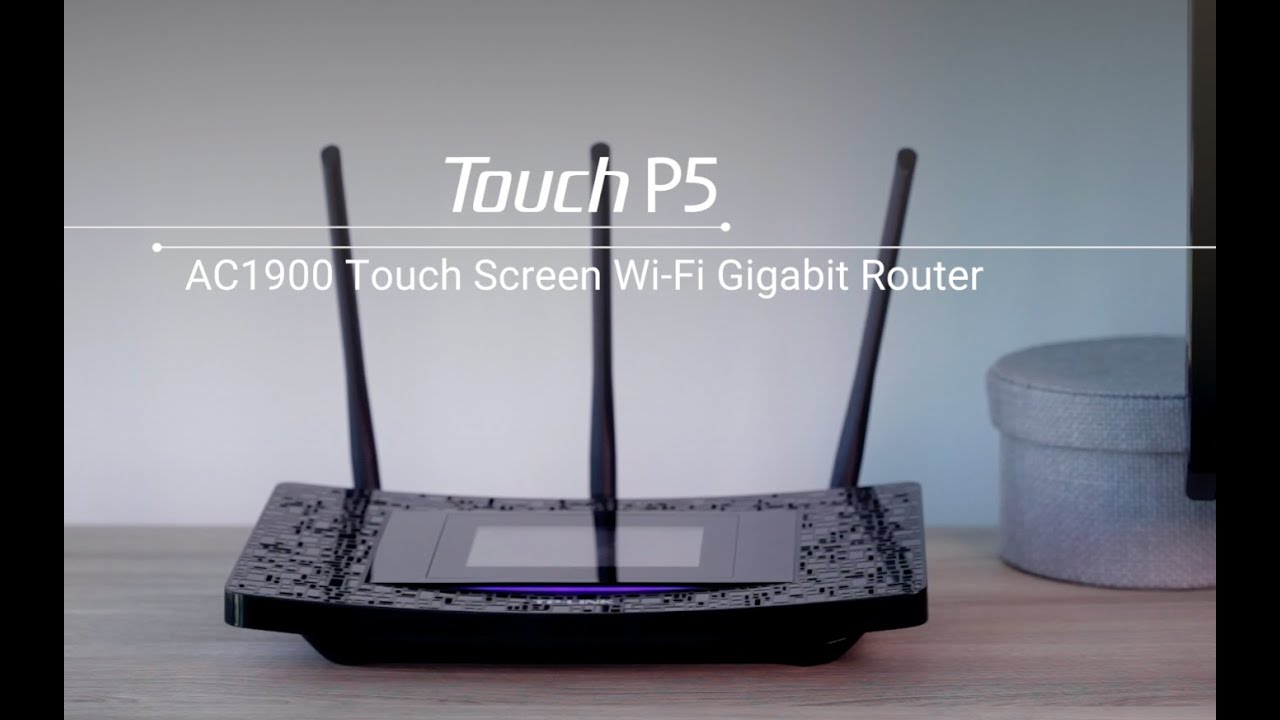 DOWNLOAD DRIVER: TP-LINK TOUCH P5 V1 ROUTER