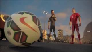 Nike Football  The Last Game full edition   افضل اللاعبين يجتمعون!!