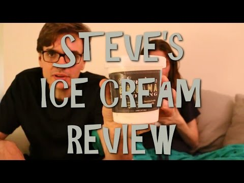 Steve's Ice Cream Southern Banana Pudding Review