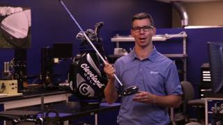 Golf Club Review: Cleveland Launcher HB Driver - Crown