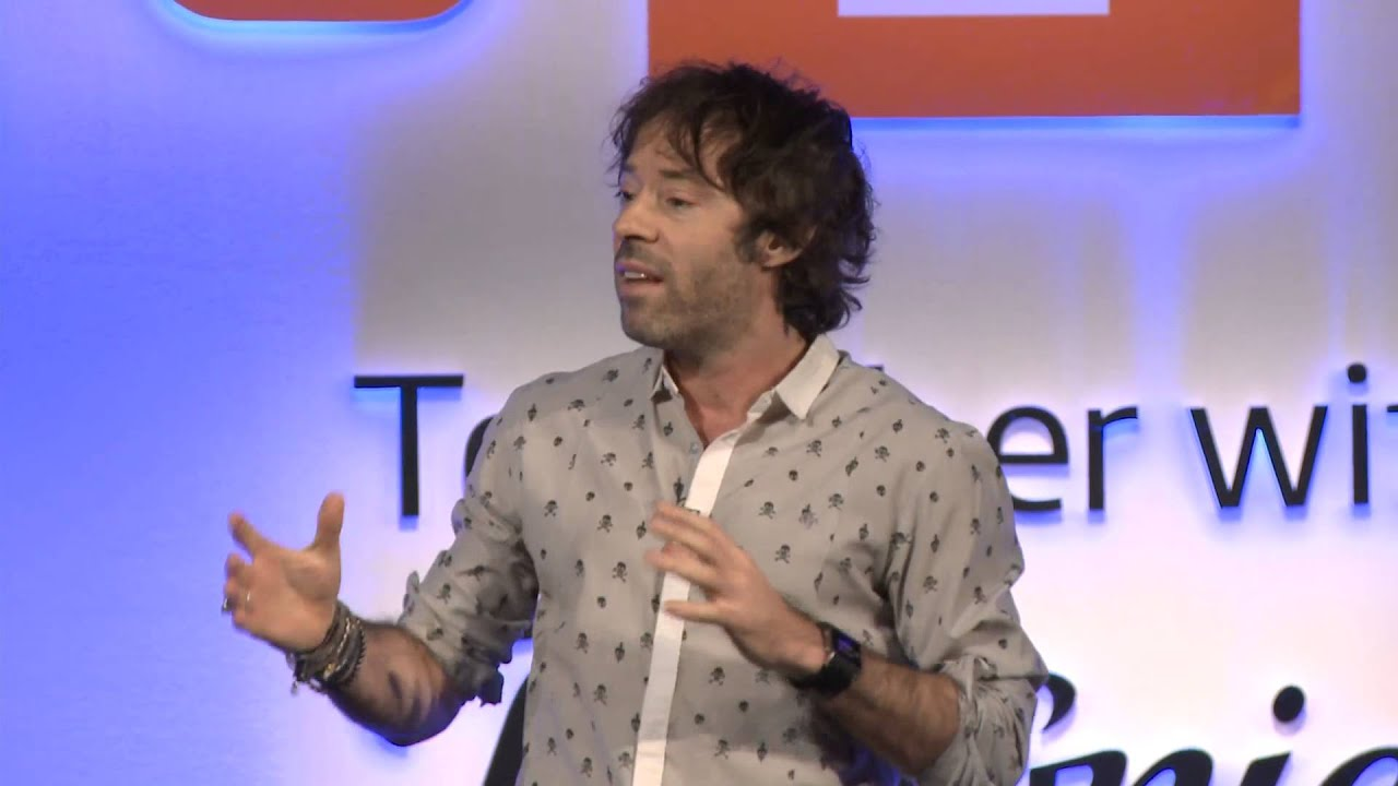 Moshi Monster's Michael Acton Smith: Full talk from Wired 2012