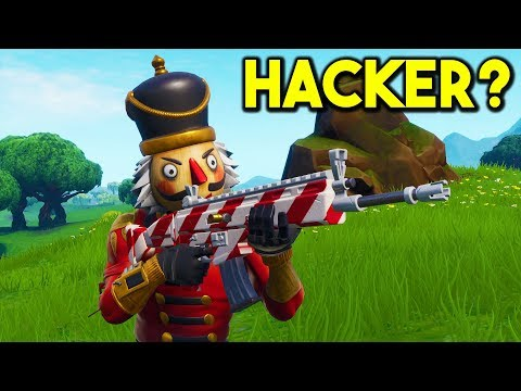 ME MATA UN HACKER EN FORTNITE?
