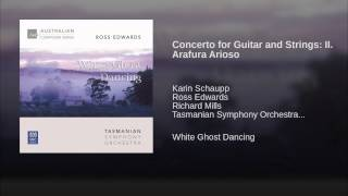 Concerto for Guitar and Strings: II. Arafura Arioso