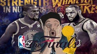 On parle des FINALES NBA avec des dunks de FOUUUUU